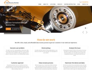 datarecoverymumbai.com screenshot