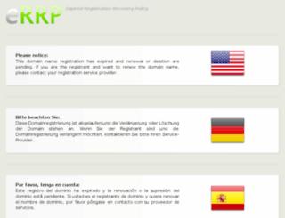 datarecoverysoftware.org screenshot