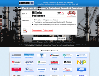 datasheet4u.net screenshot