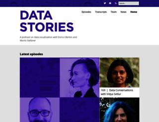datastori.es screenshot