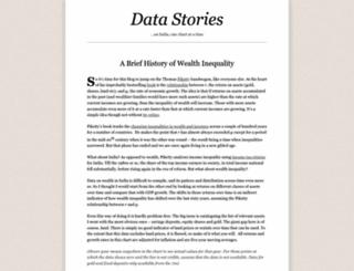 datastories.in screenshot