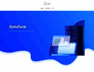 datatank.ch screenshot