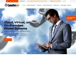 datatel360.com screenshot