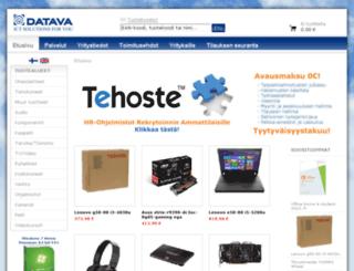 datava.net screenshot