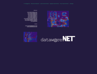 dataware.net screenshot
