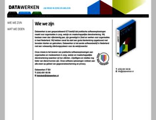 datawerken.nl screenshot