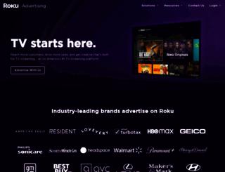 dataxu.com screenshot