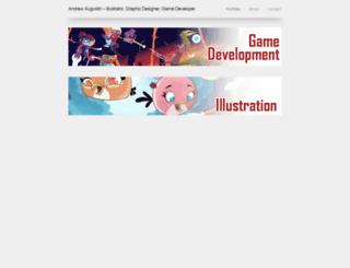 datboidrew.carbonmade.com screenshot