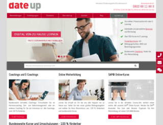 date-up.com screenshot