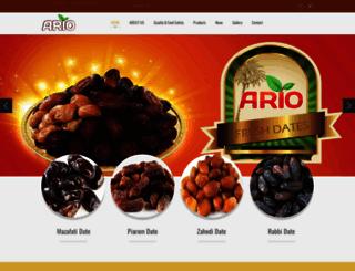 datefruit.ir screenshot