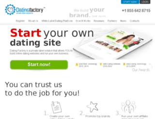datewhitelabel.com screenshot