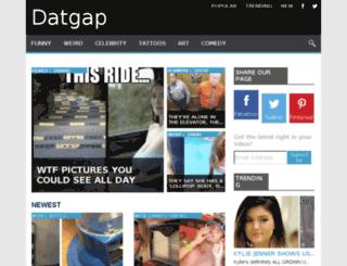 datgap.net screenshot