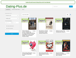 dating-plus.de screenshot