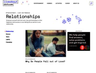 dating.about.com screenshot