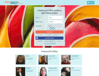 datingbuzz.co.nz screenshot