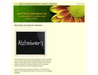 datingdementia.com screenshot