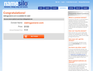 datingpoland.com screenshot
