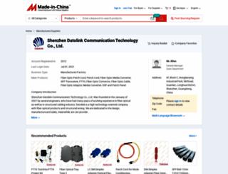 datolinkltd.en.made-in-china.com screenshot
