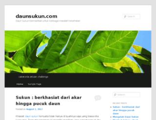 daunsukun.com screenshot