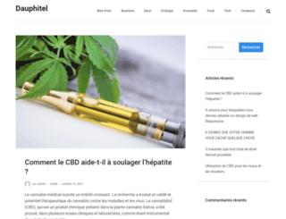 dauphitel.fr screenshot