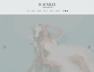dauxilly.com screenshot