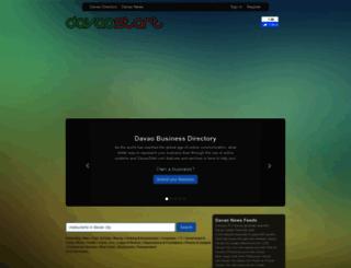davaostart.com screenshot