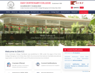 davccfbd.com screenshot