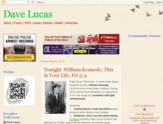 dave-lucas.blogspot.in screenshot
