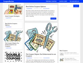 daveandbusters.couponrocker.com screenshot