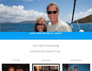 daveandmichellelovett.com screenshot