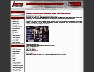 daveco.nl screenshot