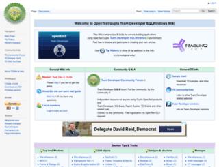 daverabelink.net screenshot