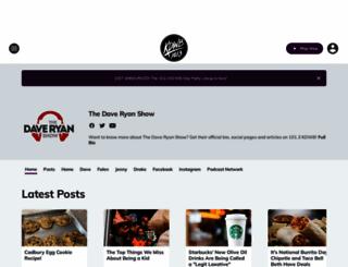 daveryanshow.com screenshot