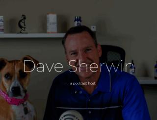 davesherwin.com screenshot