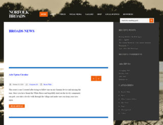 davewhitworth.com screenshot