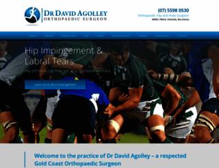 davidagolley.com.au screenshot