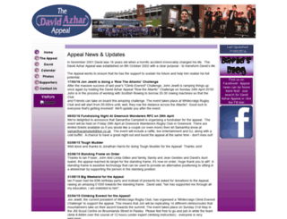 davidazhar.com screenshot