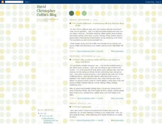 davidchristophercoffin.blogspot.com screenshot