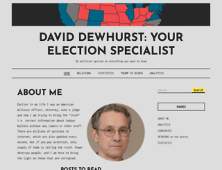 daviddewhurst.com screenshot