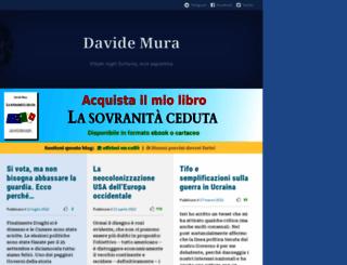 davidemura.it screenshot