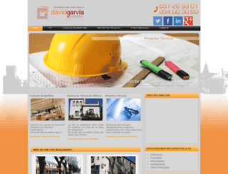 davidgarvia.es screenshot