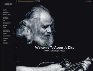 davidgrisman.com screenshot