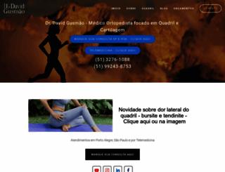 davidgusmao.com.br screenshot