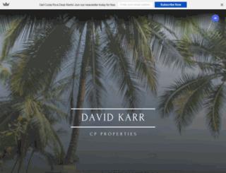 davidkarrproperties.com screenshot