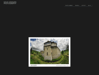 davidkennardphotography.com screenshot
