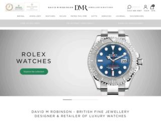 davidmrobinson.co.uk screenshot