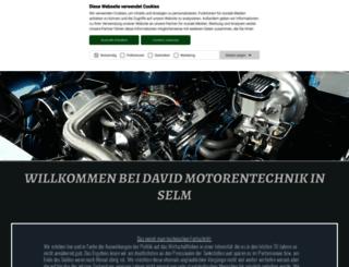 davidpower.de screenshot