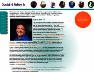 davidreiley.com screenshot