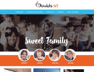 davidsdiy.com screenshot