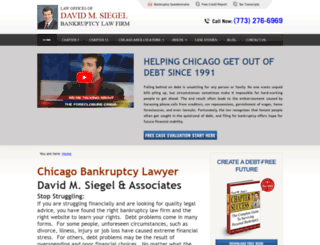 davidsiegel.com screenshot